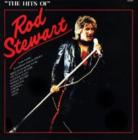 Cover Rod Stewart - The Hits Of Rod Stewart