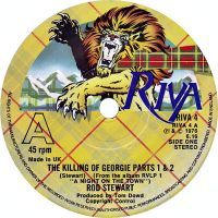 Cover Rod Stewart - The Killing Of Georgie