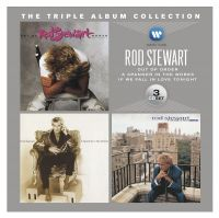 Cover Rod Stewart - The Triple Album Collection
