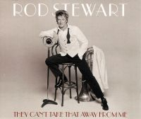 Cover Rod Stewart - They Can't Take That Away From Me