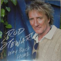 Cover Rod Stewart - Way Back Home