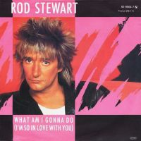 Cover Rod Stewart - What Am I Gonna Do (I'm So In Love With You)