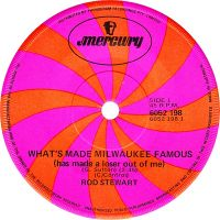 Cover Rod Stewart - What Made Milwaukee Famous