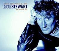 Cover Rod Stewart with Helicopter Girl - Don't Come Around Here