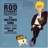 Cover Rod Stewart with The Temptations - The Motown Song