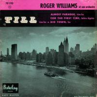 Cover Roger Williams - Till