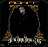 Cover Rohff - P.D.R.G. (Pouvoir - Danger - Respect & Game)