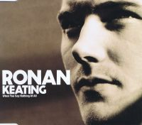 Cover Ronan Keating - When You Say Nothing At All