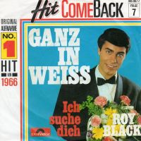 Cover Roy Black - Ganz in Weiss