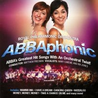 Cover Royal Philharmonic Orchestra - ABBAphonic