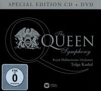 Cover Royal Philharmonic Orchestra / Tolga Kashif - The Queen Symphony