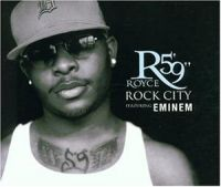 "Cover Royce Da 5'9"" feat. Eminem - Rock City"
