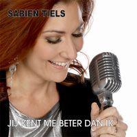 Cover Sabien Tiels - Jij kent me beter dan ik