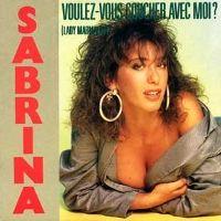 Cover Sabrina - Voulez-vous coucher avec moi? (Lady Marmalade)