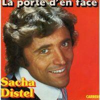 Cover Sacha Distel - La porte d'en face