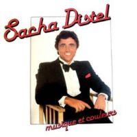 Cover Sacha Distel - Musique et couleur