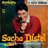 Cover Sacha Distel - Scoubidou (Des pommes, des poires)