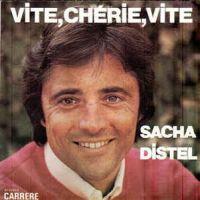 Cover Sacha Distel - Vite chérie vite