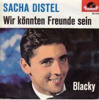 Cover Sacha Distel - Wir könnten Freunde sein