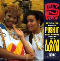 Cover Salt-N-Pepa - Push It
