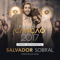 Cover Salvador Sobral - Amar pelos dois