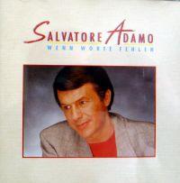 Cover Salvatore Adamo - Wenn Worte fehlen