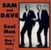 Cover Sam & Dave - Soul Man