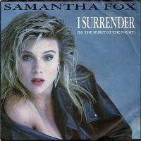Cover Samantha Fox - I Surrender (To The Spirit Of The Night)