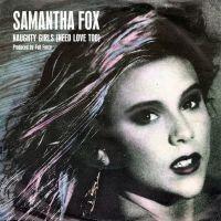 Cover Samantha Fox - Naughty Girls (Need Love Too)