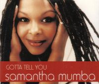 Cover Samantha Mumba - Gotta Tell You