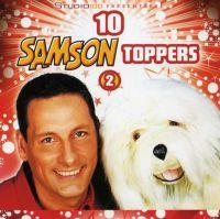 Cover Samson & Gert - 10 Samson toppers 2