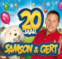 Cover Samson & Gert - 20 jaar Samson & Gert