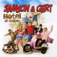 Cover Samson & Gert - Hotel op stelten