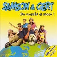 Cover Samson & Gert - Samson & Gert 11 - De wereld is mooi!