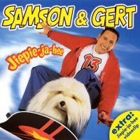 Cover Samson & Gert - Samson & Gert 13 - Jiepie ja hee