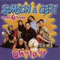 Cover Samson & Gert en de 6 Teens - Oh la la la!