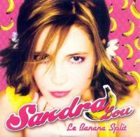 Cover Sandra Lou - Le banana split