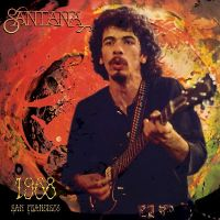 Cover Santana - 1968 San Francisco