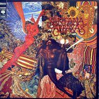 Cover Santana - Abraxas