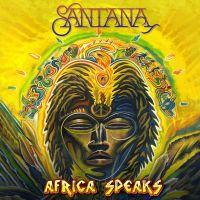 Cover Santana - Africa Speaks