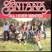 Cover Santana - All I Ever Wanted