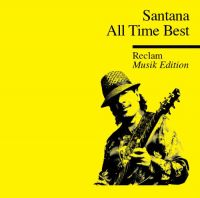 Cover Santana - All Time Best - Reclam Musik Edition