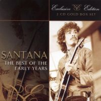 Cover Santana - Best Of The Early Years