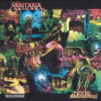 Cover Santana - Beyond Appearances
