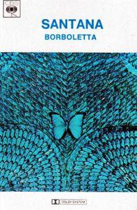 Cover Santana - Borboletta