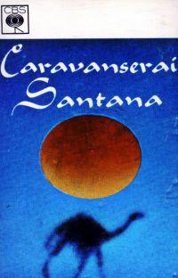 Cover Santana - Caravanserai