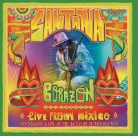 Cover Santana - Corazón - Live From México: Live It To Believe It