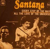 Cover Santana - Every Step Of The Way