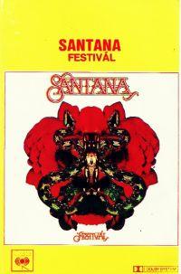 Cover Santana - Festival