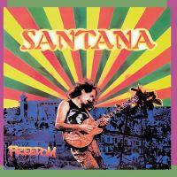 Cover Santana - Freedom